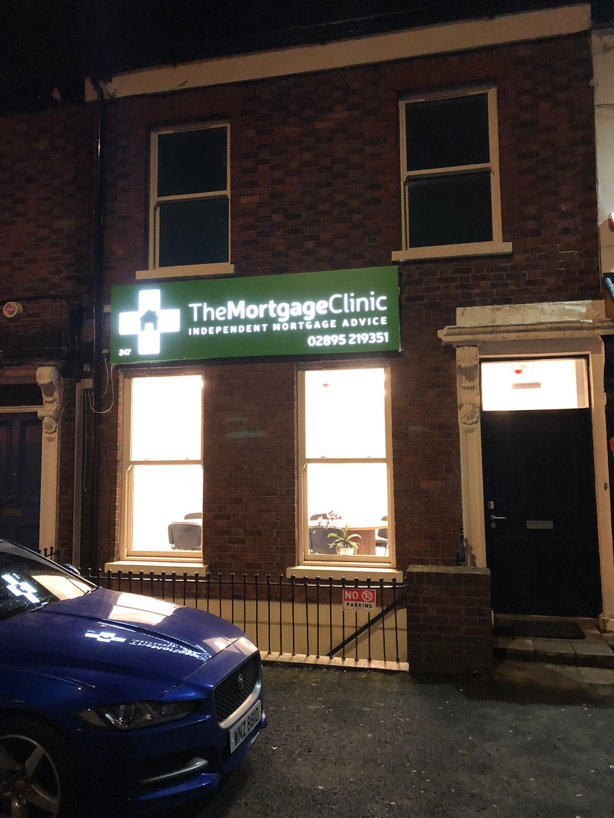 The Mortgage Clinic Lisburn Road Belfast | Mortgage